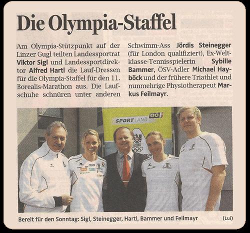 OÖNachrichten, April 2012