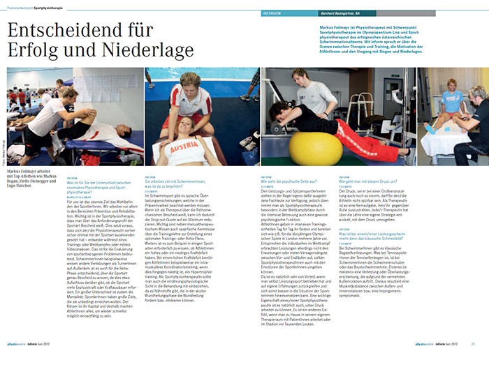 Physioinform 2012, Teil 1